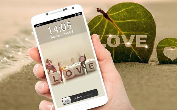 Screen Lock Love poster