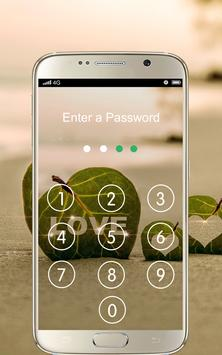 Screen Lock Love apk screenshot