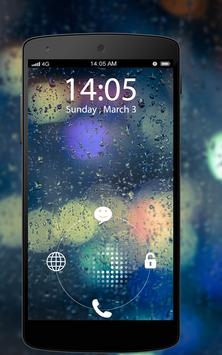 Screen Lock Rain screenshot 7