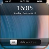 Screen Lock texture icon