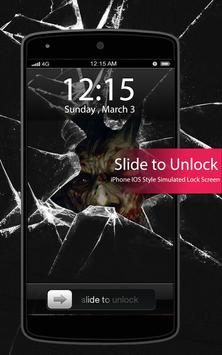 Zombie Terror ScreenLock apk screenshot