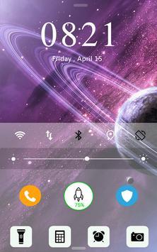 Screen Lock Space screenshot 6