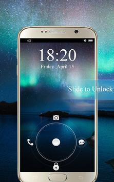 Screen Lock Space screenshot 9