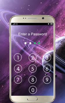 Screen Lock Space poster