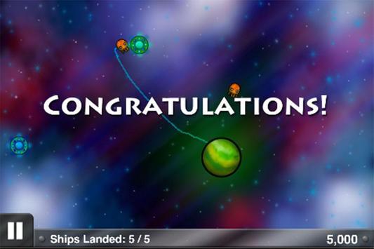 Spaceship Land Planet Game apk screenshot