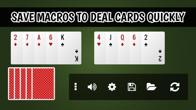 Deck of Cards Now! screenshot 2