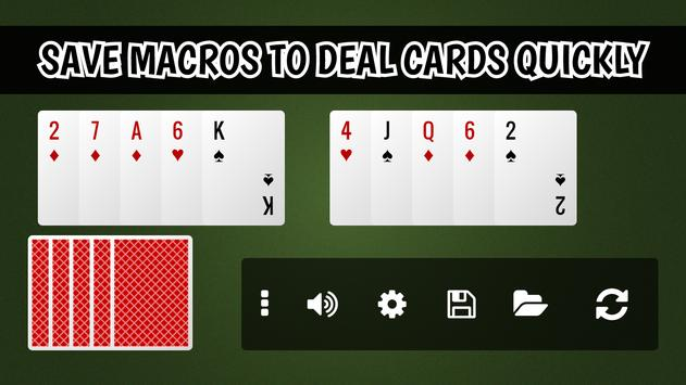 Deck of Cards Now! apk screenshot