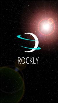 Rockly poster
