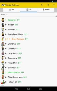 Minifig Collector for LEGO® apk screenshot