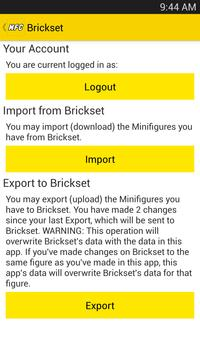 Minifig Collector for LEGO® apk screenshot