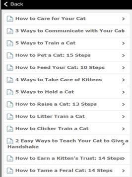 How to Train a Cat screenshot 6