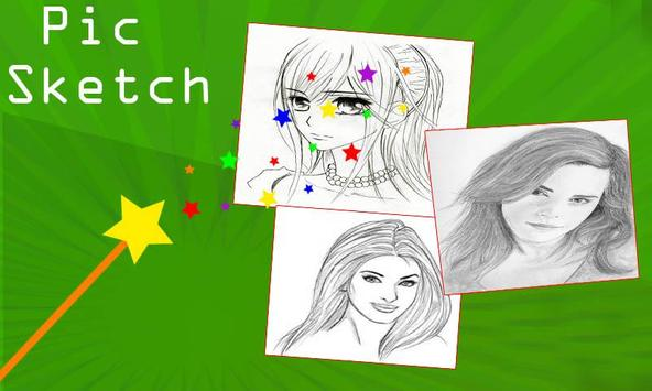 Pic Sketch Effects poster