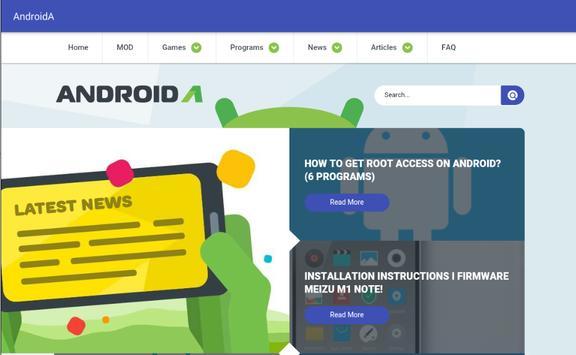 AndroidA screenshot 4