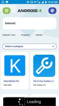 AndroidA screenshot 2