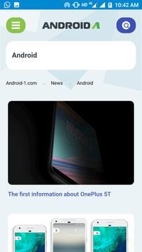 AndroidA screenshot 3