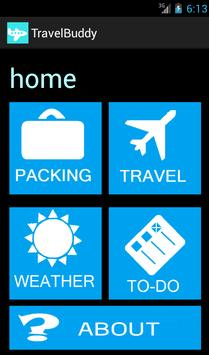 TravelBuddie poster