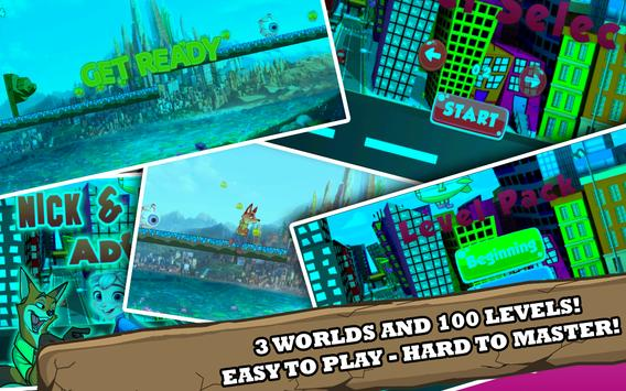 Nick & Little Bunny Adventure apk screenshot