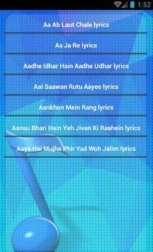 Mukesh All Songs screenshot 1