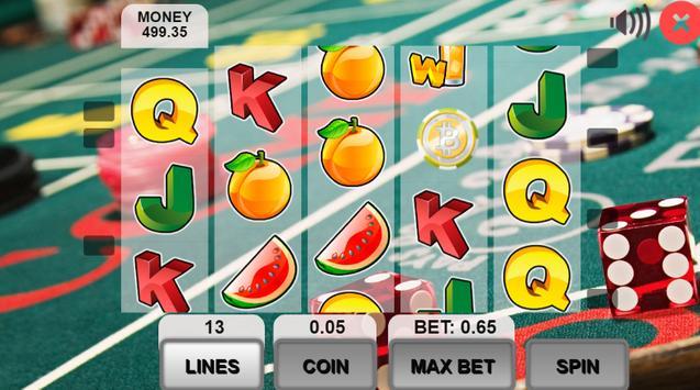 Bitcoin Slots Game screenshot 2