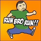 Run Bro Run!! icon