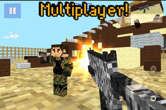 Pixel War screenshot 1