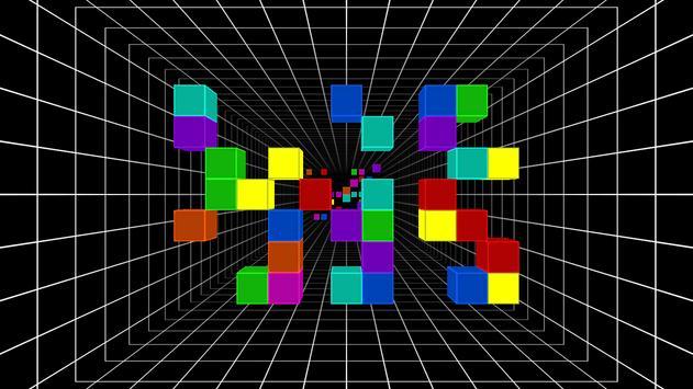 Cube Run 3D poster