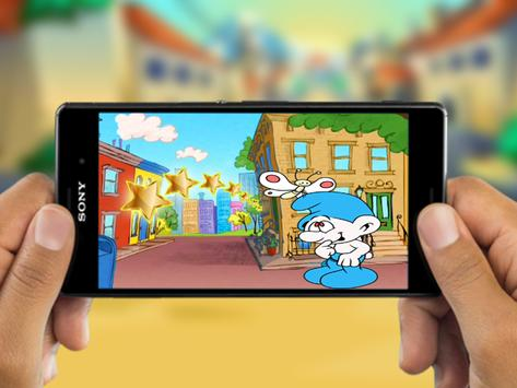 Super Smurf Jungle Adventure apk screenshot