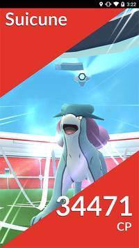 Pokémon GO apk تصوير الشاشة
