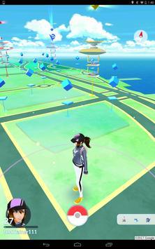 Pokémon GO تصوير الشاشة 7