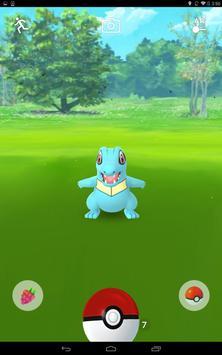Pokémon GO apk screenshot