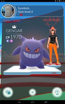 Pokémon GO تصوير الشاشة 6