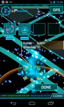 Ingress apk screenshot