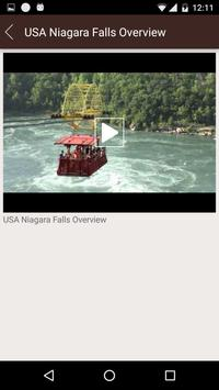 Niagara Waterfall Videos apk screenshot