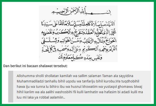 Download Sholawat Nariyah