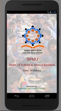MDM-Odisha Monitoring App poster