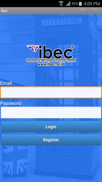 IBEC Apps poster