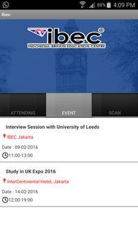 IBEC Apps screenshot 2