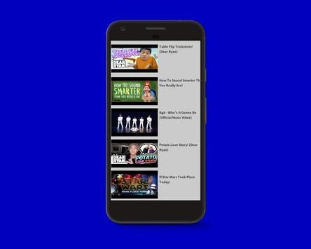 Nigahiga video for android apk download.