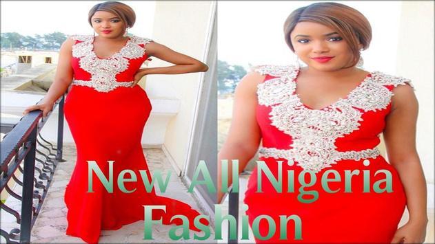 Nigeria Fashion Styles poster