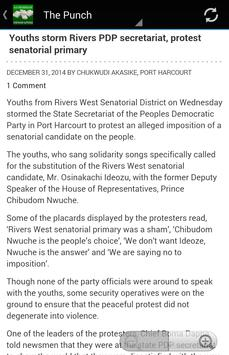 All Nigerian News apk screenshot