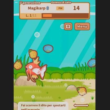 Guide for Pokemon Magikrap Jump apk screenshot
