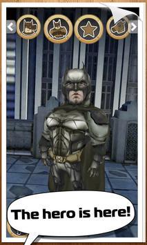 Talking Knight Bat poster