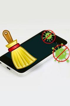 Phone Clean Virus poster