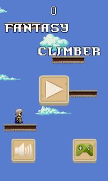 Fantasy Climber poster