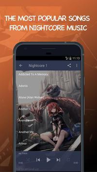 Nightcore Music update apk screenshot