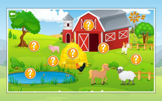Kids Learn about Animals Lite apk screenshot