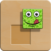 Puzzles for babies icon