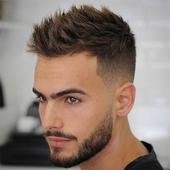 Men Hair styles icon