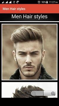 Men Hair styles poster