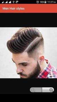 Men Hair styles apk screenshot